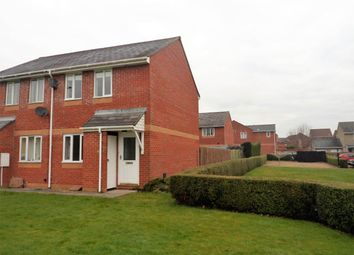 Thumbnail 2 bed semi-detached house to rent in Little Parr Close, Stapleton, Bristol