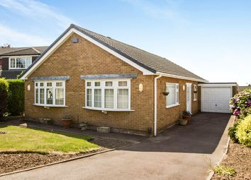 Thumbnail 3 bed bungalow for sale in Plains Farm Close, Nottingham