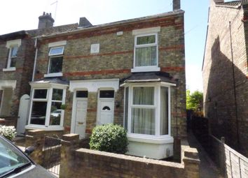 Thumbnail 2 bed semi-detached house to rent in Fletton Avenue, Peterborough