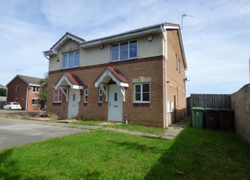 Thumbnail 2 bedroom semi-detached house to rent in Bratton Drive, Nottingham