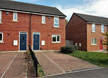 Thumbnail 3 bed semi-detached house for sale in Fieldhead Crescent, Batley