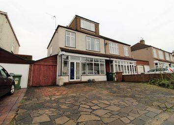 Thumbnail 5 bed semi-detached house for sale in Shakespeare Road, Bexleyheath