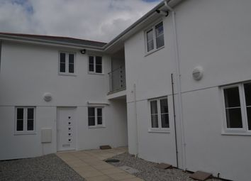 Thumbnail 2 bed flat to rent in Routley Court, Liskeard