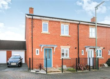 Thumbnail 3 bedroom end terrace house for sale in Freemantle Road, Romsey, Hampshire