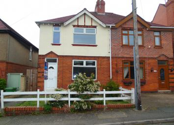 Thumbnail 3 bedroom semi-detached house to rent in Woodfield Drive, Ripley, Derbyshire