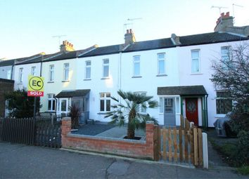 Thumbnail 2 bedroom terraced house to rent in Leigh Road, Leigh-On-Sea, Essex