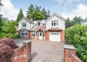 5 bed detached house for sale in Denewood Road, West Moors, Ferndown BH22