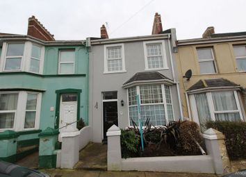 Thumbnail 3 bed terraced house for sale in Shirburn Road, Torquay