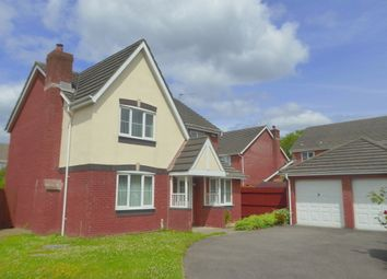 Thumbnail 4 bed detached house to rent in Bluebell Way, Afon Village, Rogerstone