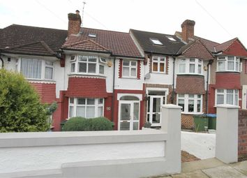 Thumbnail 3 bed terraced house for sale in Castlewood Drive, Eltham, London