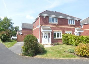 Thumbnail 3 bed semi-detached house for sale in Kerscott Road, Northern Moor, Manchester