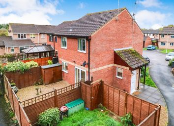 Thumbnail 1 bed end terrace house for sale in Amber Mead, Taunton