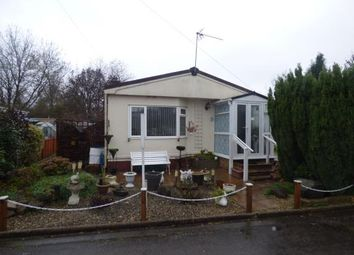 Thumbnail 2 bedroom mobile/park home for sale in Bungalow Estate, Lady Lane, Longford, Coventry
