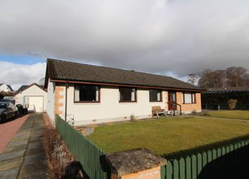 Thumbnail 4 bed detached bungalow for sale in Woodville, Ord Road, Muir Of Ord