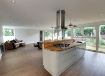 Thumbnail 4 bed detached house to rent in Blythwood Gardens, Stansted