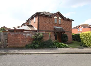 Thumbnail 3 bed detached house for sale in Penrwyn Court, Eynesbury, St. Neots
