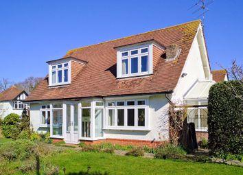 Thumbnail 3 bed detached house for sale in Fernhurst Gardens, Aldwick