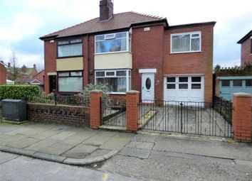 Thumbnail 3 bed semi-detached house for sale in Nares Road, Blackburn, Lancashire