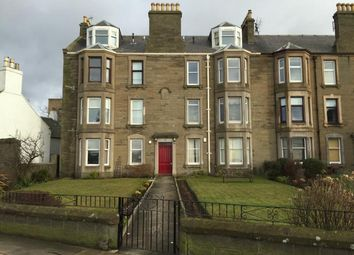 Thumbnail 2 bed flat to rent in Beach Crescent, Broughty Ferry, Dundee