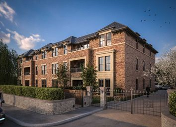 Thumbnail 3 bed flat for sale in Chapel Lane, Wilmslow