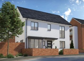 Thumbnail 3 bedroom end terrace house for sale in Expression, Pinhoe Road, Exeter, Devon