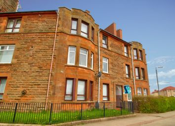 Thumbnail 3 bed flat for sale in Carntynehall Road, Glasgow