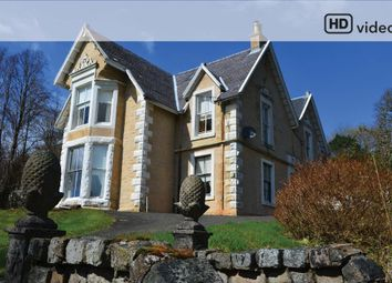 Thumbnail 7 bed detached house for sale in Shore Road, Cove, Helensburgh