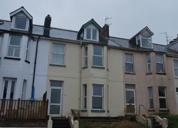 Thumbnail 3 bedroom maisonette to rent in Exeter Road, Exmouth