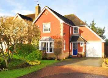 Thumbnail 4 bed detached house for sale in Long Crag View, Killinghall, Harrogate