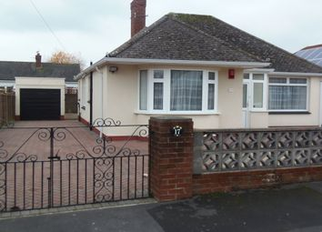 Thumbnail 2 bed detached house to rent in Lyndale Road, Kingsteignton, Newton Abbot