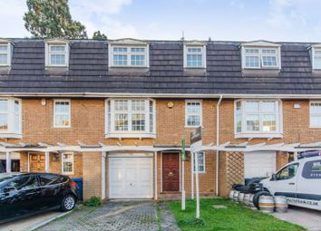 Thumbnail 4 bed terraced house for sale in Westbury Lodge Close, Pinner