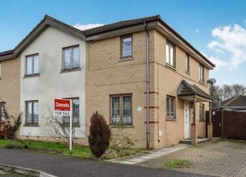 Thumbnail 4 bed semi-detached house for sale in Combes Crescent, Leadenhall, Milton Keynes