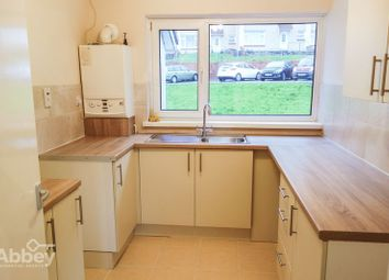Thumbnail 2 bed flat for sale in Gnoll View, Neath