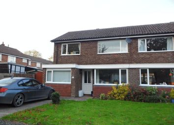 Thumbnail 3 bed semi-detached house to rent in Cedar Drive, Kingsclere, Newbury