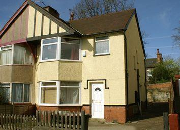 Thumbnail 4 bedroom semi-detached house to rent in Buckingham Avenue, Hyde Park, Leeds