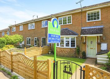 Thumbnail 3 bed terraced house for sale in Guilford Avenue, Whitfield, Dover