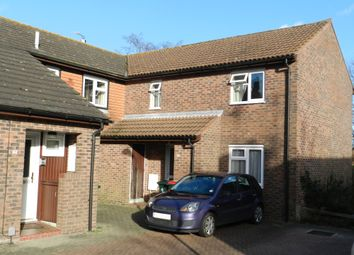 Thumbnail 2 bed maisonette to rent in Booth Road, Bewbush, Crawley