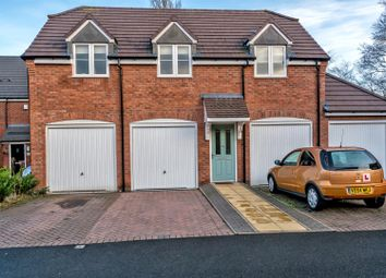 Thumbnail 2 bed property for sale in Harvest Grove, Bloxwich, Walsall