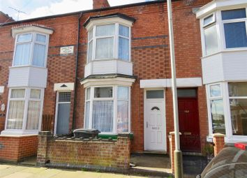 Thumbnail 3 bed terraced house to rent in Wolverton Road, Leicester