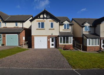 Thumbnail 4 bed detached house for sale in Kings Field, Seahouses, Northumberland