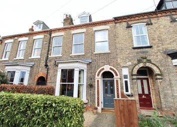 Thumbnail 5 bed terraced house for sale in Hallgate, Cottingham