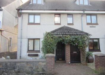Thumbnail 3 bed maisonette to rent in Glanmor Road, Sketty, Swansea