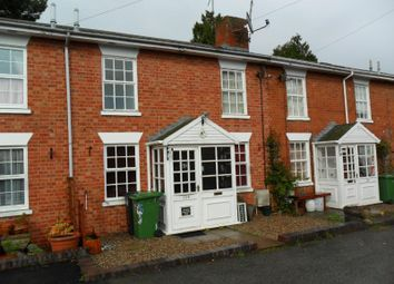 Thumbnail 1 bed terraced house for sale in Worcester Road, Droitwich