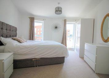 Thumbnail 2 bedroom flat to rent in Atlas Way, Milton Keynes Village, Milton Keynes
