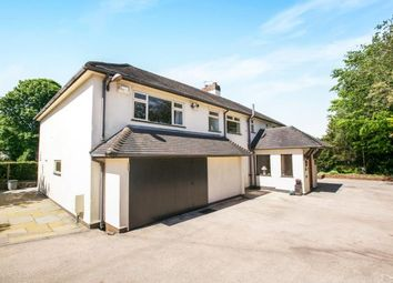 Thumbnail 4 bed detached house for sale in Buxton Old Road, Macclesfield, Cheshire