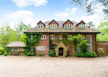 Thumbnail 6 bedroom detached house for sale in Swinley Road, Ascot