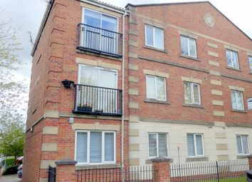 Thumbnail 2 bed flat for sale in Galleon Court, Hull