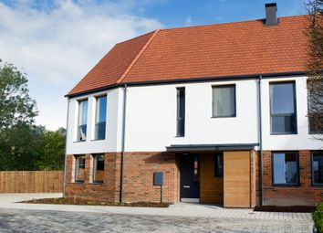"Thumbnail 3 bedroom terraced house for sale in ""Sparrow"" at Derwent Way, York"