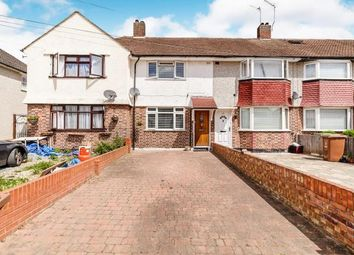 Thumbnail 2 bed terraced house for sale in Holbeach Gardens, Sidcup
