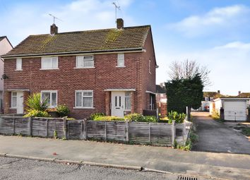 Thumbnail 2 bed semi-detached house for sale in Ash Grove, Bognor Regis